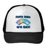 Floppy Disks are Gay Trucker Hats