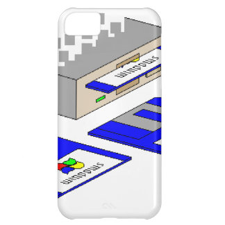 Floppy Disks iPhone 5C Covers