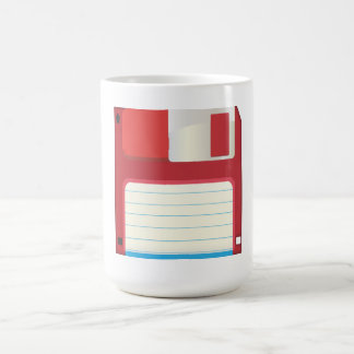 Floppy Disks Classic White Coffee Mug