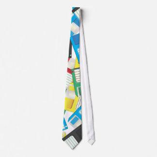 Floppy Disks Tie