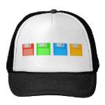Floppy Disks Trucker Hats