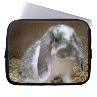 Floppy Ears Rabbit Computer Sleeve