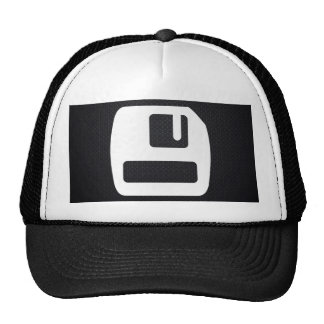 Floppy Magnets Pictograph Trucker Hat