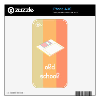floppy passion decal for iPhone 4