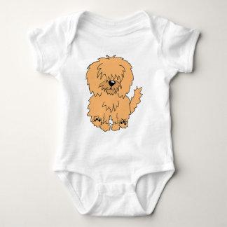 Floppy the Mystery Dog Baby Bodysuit