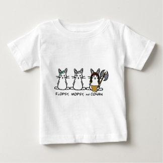 Flopsy Mopsy and Conan Infant T-shirt