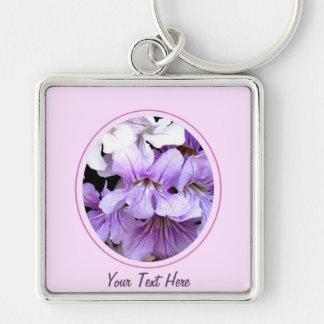 Flor #13 llaveros personalizados