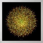 Flor 1 (impresión del Helios de los alquileres) Impresiones