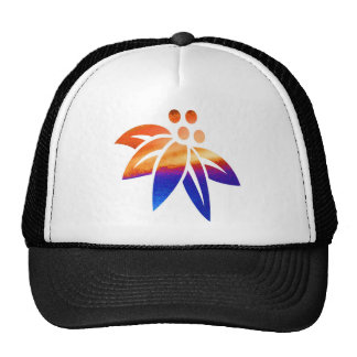 Flor 20 gorra