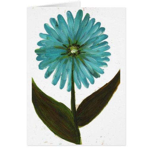 Flor 2 del trullo de Kolleen Tarjetas
