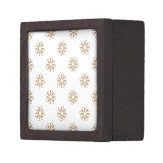 Flor 7 de la arena caja de regalo de calidad