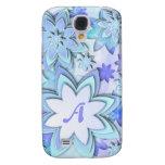 Flor abstracta de la galaxia S4 Lotus de Samsung