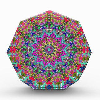 Flor abstracta de la mandala