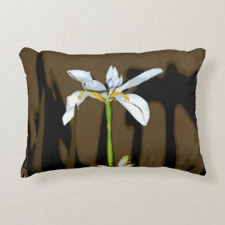 Flor africana del lirio de la quincena del iris