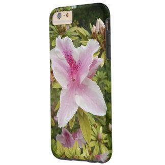 Flor agradable funda de iPhone 6 plus tough