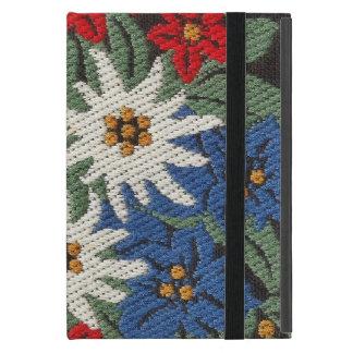 Flor alpina suiza de Edelweiss iPad Mini Cárcasas