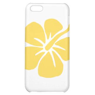 flor amarilla 1 del hibisco