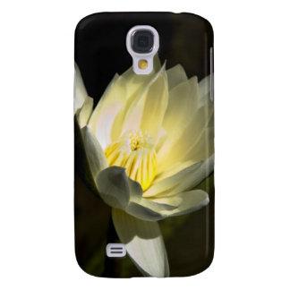 Flor amarilla funda samsung s4