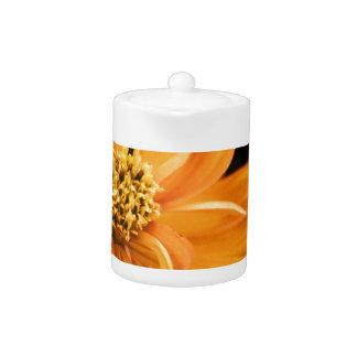 Flor anaranjada (regalo)