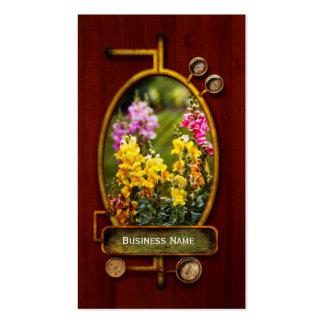 Flor - Antirrhinum - tolerancia Tarjetas De Visita