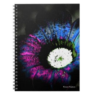 Flor atómica libreta