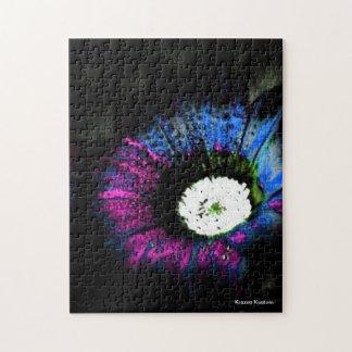 Flor atómica puzzles