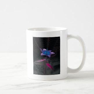 Flor atómica taza clásica
