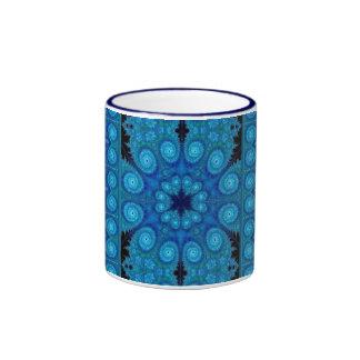 Flor Azul Mug