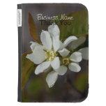Flor blanca con la hormiga; Promocional