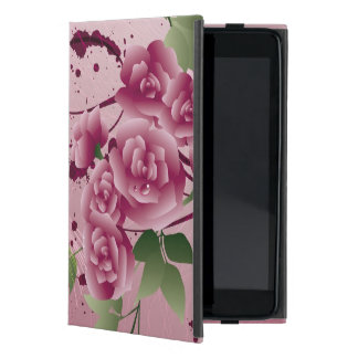 Flor Bouqet iPad Mini Cárcasas