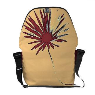 Flor c.1982 - las bolsas de mensajero de la margar bolsas de mensajería