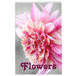 Flor Calendarios De Pared