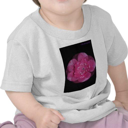 Flor Camisetas