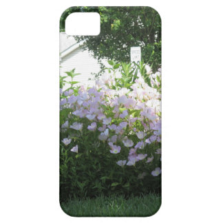 Flor CherryHill NewJersy NVN668 FU del jardín de iPhone 5 Protectores