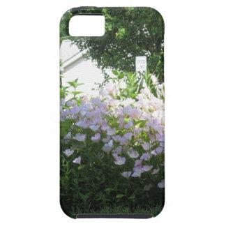 Flor CherryHill NewJersy NVN668 FU del jardín de l iPhone 5 Fundas