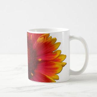 flor combinada taza
