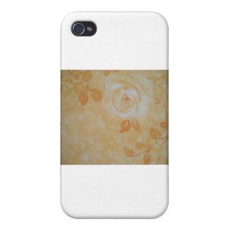 Flor con clase iPhone 4 cobertura