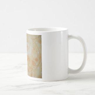 Flor con clase tazas de café