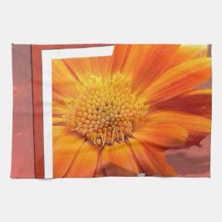 flor creativa toallas