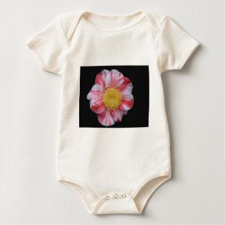 Flor de Camelia Traje De Bebé