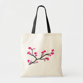 flor de cerezo bolsas de mano
