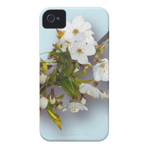Flor de cerezo Case-Mate iPhone 4 cárcasa