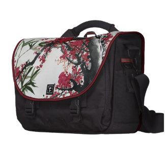 Flor de cerezo china bolsas de ordenador