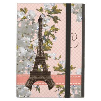 Flor de cerezo de la torre Eiffel