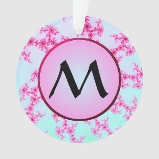 Flor de cerezo - el fractal rosado remolina con el