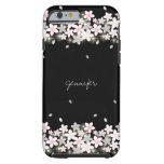 Flor de cerezo funda de iPhone 6 tough