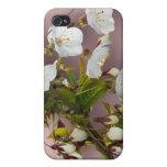Flor de cerezo iPhone 4/4S funda