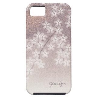 Flor de cerezo iPhone 5 Case-Mate coberturas