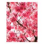 Flor de cerezo japonesa (2013) membretes personalizados
