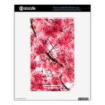 Flor de cerezo japonesa (2013) calcomanías para NOOK color